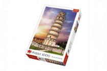 Puzzle Šikmá věž v Pise 1000 dílků 68,3x48cm