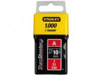 spony 10mm typ A (1000ks) STANLEY