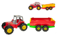 Traktor Laser velký 65 cm