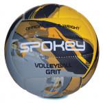 Spokey GRIT Volejbalový míč šedo-žlutý č. 5