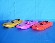 Motorový člun/loď plast 25cm