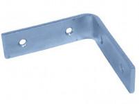 úhelník rovnoramenný 30x140x140mm Zn (4ks)