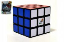 Rubikova kostka hlavolam plast