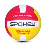 Spokey YOUNG III Volejbalový míč červeno-žlutý vel. 4