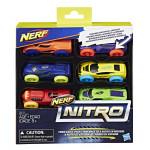 Nerf Nitro náhradní nitro 6 ks - mix variant či barev