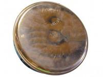víčko kouřové 112mm Cu