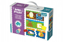 Puzzle baby Tvary