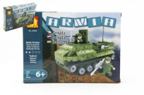 Stavebnice Dromader Vojáci Tank 22408