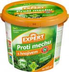 Přípravek GRASS EXPERT na trávník proti mechu s hnojivem 5kg