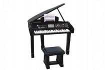 Piáno/klavír plast na baterie se zvukem