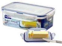 dóza na máslo LOCK 460ml (151x108x58mm) plastová