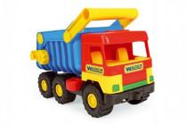 Auto middle Truck sklápěč plast 38cm Wader - mix variant či barev