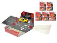 Bburago 1:43 Ferrari set box + 1 auto - mix variant či barev
