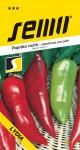 Semo Paprika zeleninová sladká - Lydia kapie na pole i k rychlení 0,6g