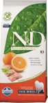 N&D Grain Free Dog Adult Fish & Orange 12 kg