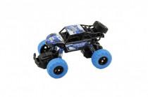 Auto buggy plast 14cm na zpětný chod - mix barev