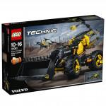 Lego Technic 42081 Volvo koncept kolového nakladače ZEUX