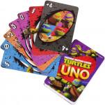 Karty Uno Želvy Ninja