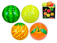 Míč 11 cm ovoce - mix variant či barev