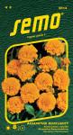 Semo Aksamitník rozkladitý - Petit oranžový 1g - VÝPRODEJ