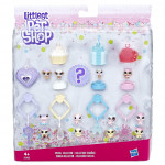 Littlest Pet Shop Frosting Frenzy 13 ks mini zvířátek