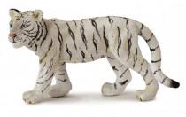 Tygr bílý mládě stojící