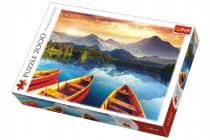 Puzzle Jezero 2000 dílků 96x68cm