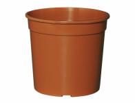 Květník ECO plastový terakota 24cm 6,5l