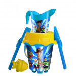 Pískový set Toy Story 4 s konvičkou
