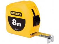 metr stáčecí 8.0m/25mm STANLEY