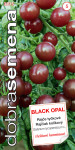 Dobrá semena Rajče tyčkové třešňové - Black Opal 12s