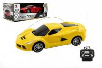 Auto RC sportovní plast 20cm na baterie - mix barev