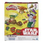 Play-Doh Star Wars vozidla dvojbalení - VÝPRODEJ