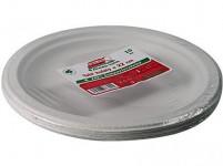 talíř mělký pr.22cm (10ks) BUNIČINA