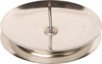 Stolní svícen stříbrný