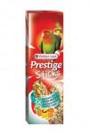 VL Tyčinky pro papoušky Prestige Exotic Fruit 2x70g