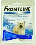 Frontline spot-on dog M a.u.v. sol 1 x 1,34 ml - VÝPRODEJ