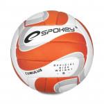 Spokey CUMULUS II Volejbalový míč oranžový vel. 5