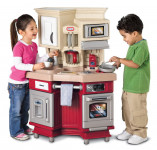 "Kuchyňka ""Šéfkuchař"" - červená"