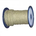 lano přírodní 10mm stáčené s PP (100m)