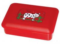 klickbox 15,5x11x5,5cm s potiskem plastový - mix barev
