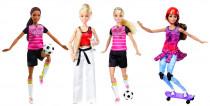 Barbie sportovkyně - mix variant či barev