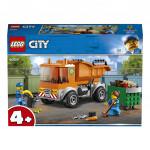 Lego City 60220 Popelářské auto
