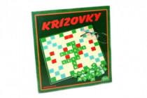Křížovky verze SK společenská hra - VÝPRODEJ
