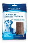 Francodex Weggy žvýkací plátky L 490g