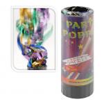 konfety/stuhy PÁRTY vystřelovací 10,5x3,5cm