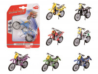 Motocykl Cross 12 cm - mix variant či barev