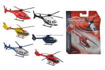 Vrtulník kovový 13 cm - mix variant či barev