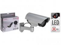 kamera bezpečnostní LED LIGHT atrapa