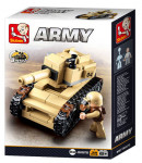Tank 158 dílků